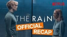 the rain recap