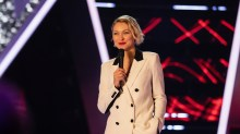 The Voice UK Kids Emma Willis