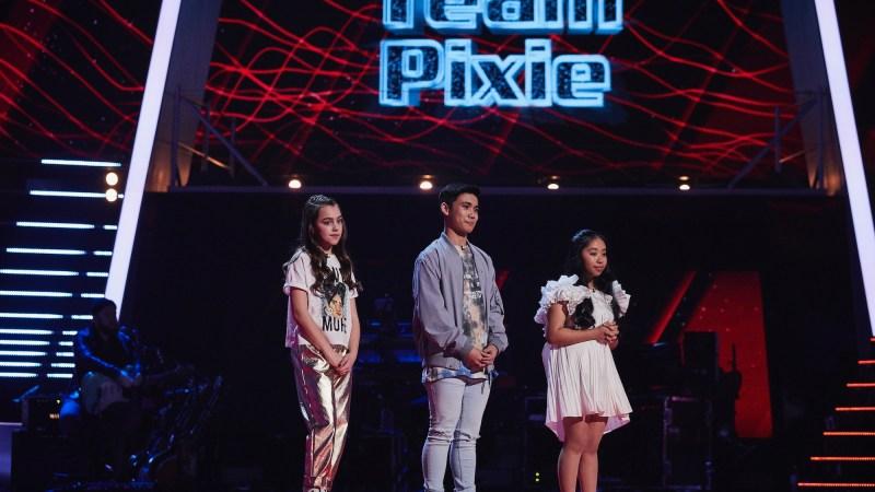 The Voice Kids semi-final recap