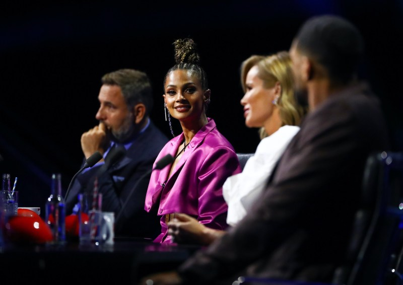 Britain's Got Talent results judges