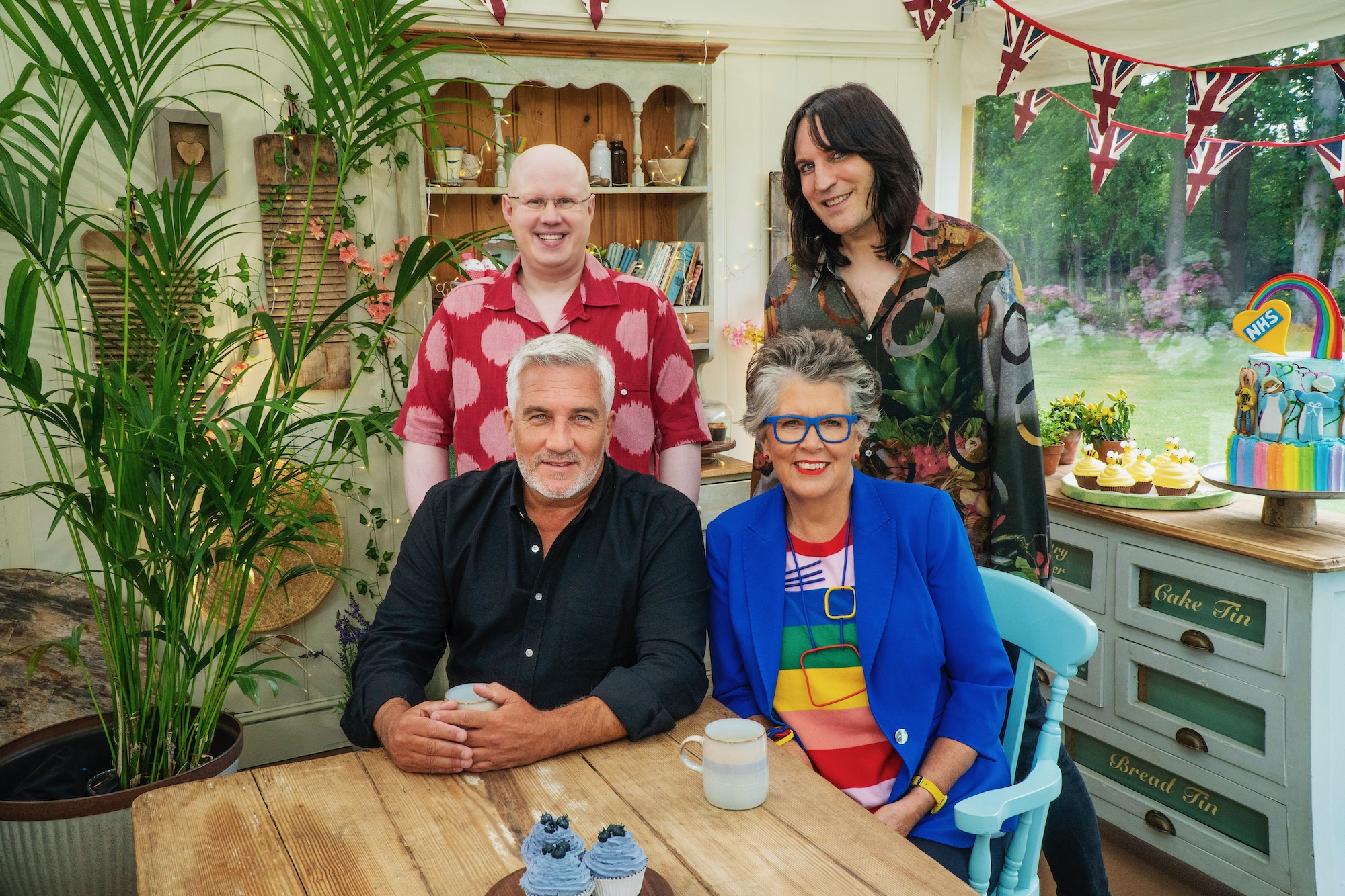 The Great British Baking Show Background 10
