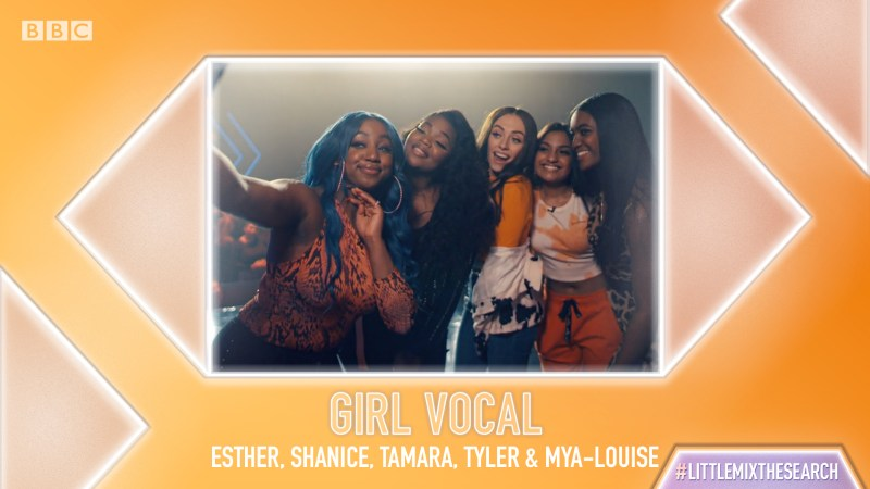little mix girl vocal group