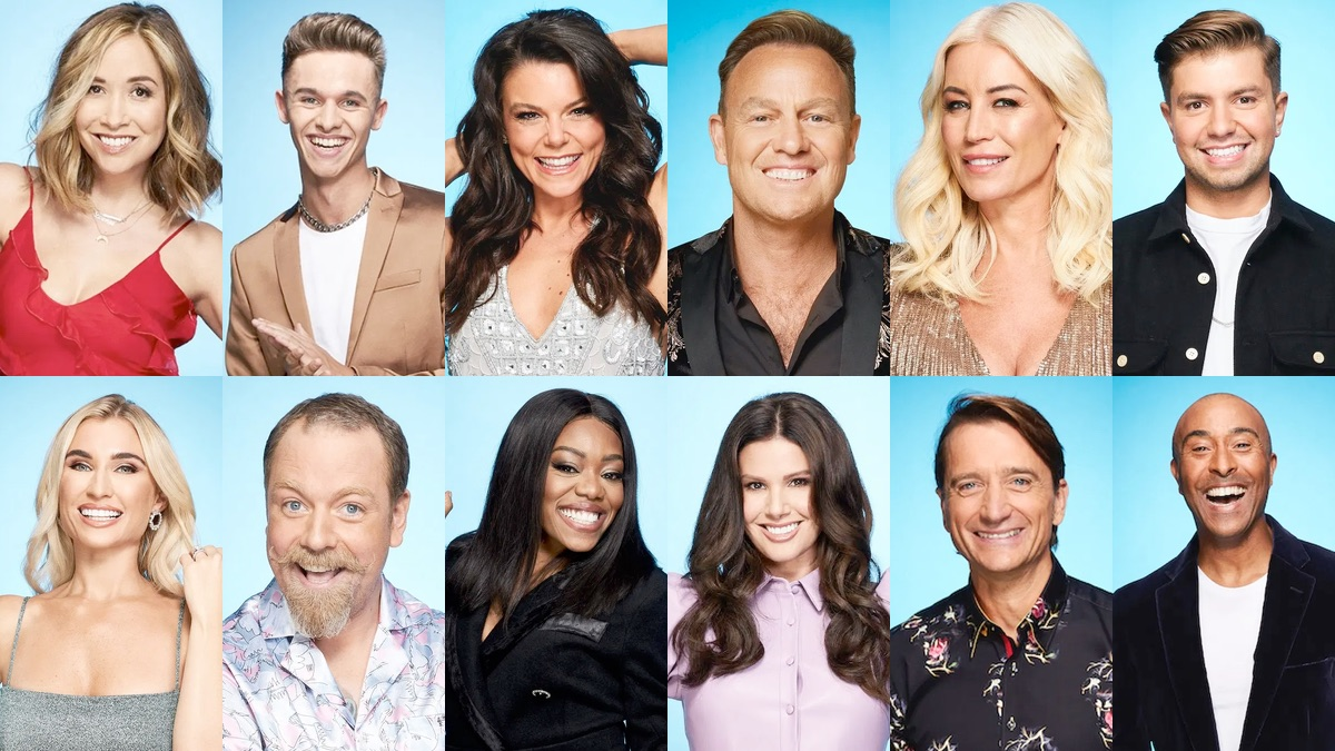 Dancing On Ice contestants: Confirmed line up of ...