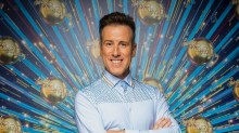 Anton Du Beke - (C) BBC - Photographer: Guy Levy