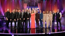 Collabro, Joe McElderry jane and friends