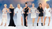 The Real Housewives of Jersey cast