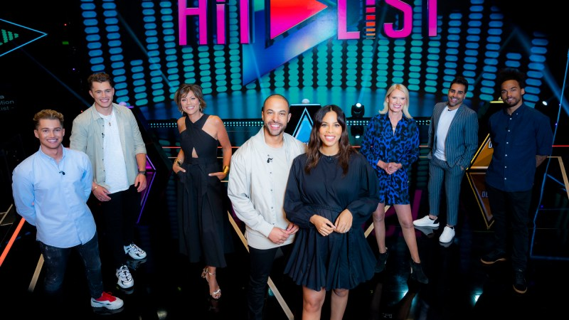 The Hit List Celebrity special