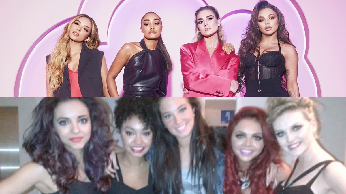 Little Mix admit fame is hard
