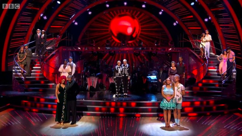 strictly come dancing 2020 results week 4