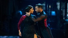 Ranvir Singh, Giovanni Pernice - (C) BBC - Photographer: Guy Levy