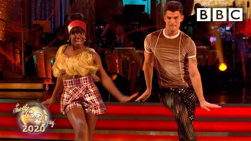 strictly come dancing clara