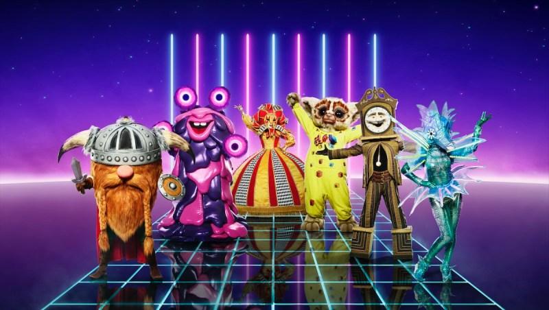 The Masked Singer: SR2 on ITV