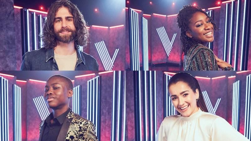 The Voice UK 2020 contestants: Meet the four finalists ...
