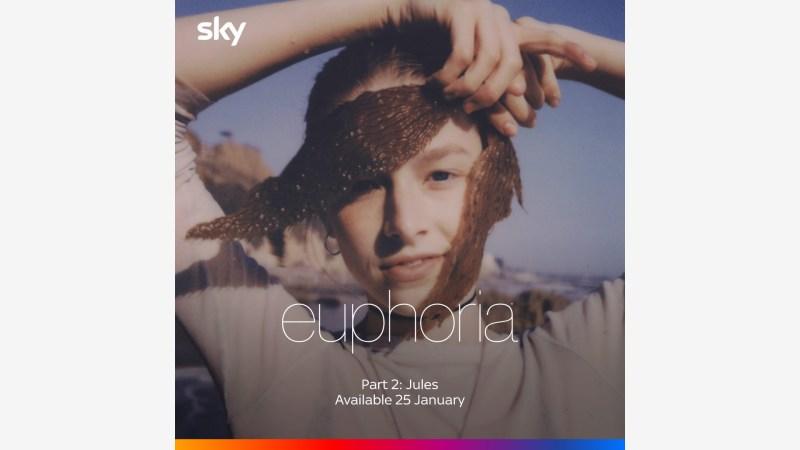Euphoria Part Two Jules UK release date watch online