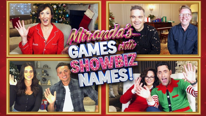 Miranda's Games with Showbiz Names