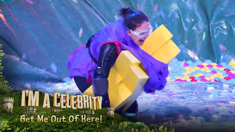 im a celebrity cyclone trial