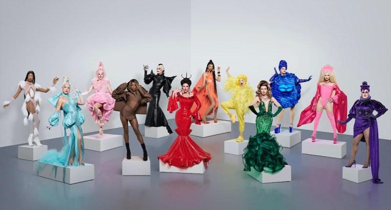 RuPaul's Drag Race UK series 2 cast