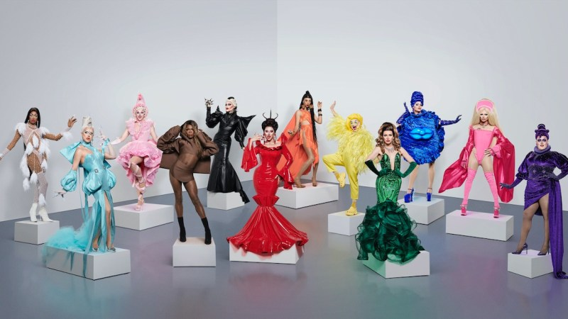 RuPaul's Drag Race UK series 2 generics