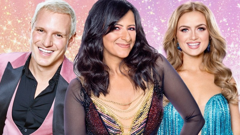 strictly come dancing glam 2020