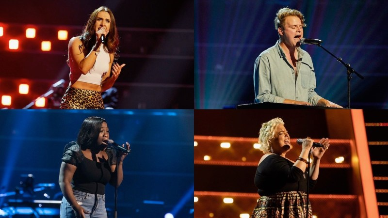the voice uk 2021 tx1