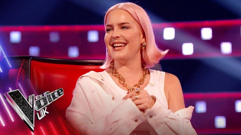 anne-marie the voice
