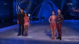 dancing on ice results who left this week 1