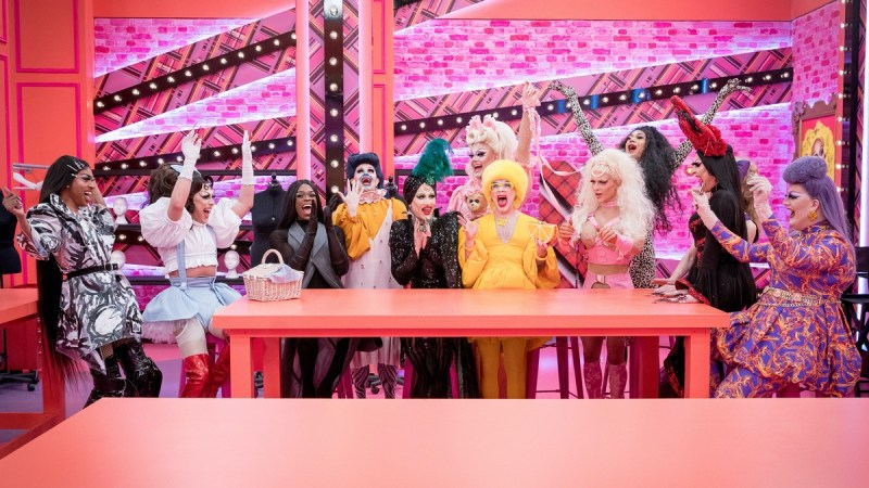 drag race uk series 2
