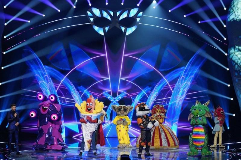 The Masked Singer: SR2: Ep5 on ITV