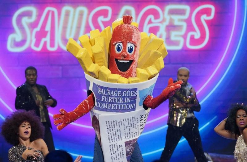 The Masked Singer: SR2: Ep6 on ITV