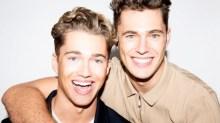 AJ Pritchard and Curtis Pritchard