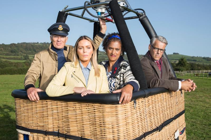 CATHY TYSON as Jackie,MARTIN KEMP as Mick,PATSY KENSIT as Barbara and RUPERT GRAVES as Gordon.