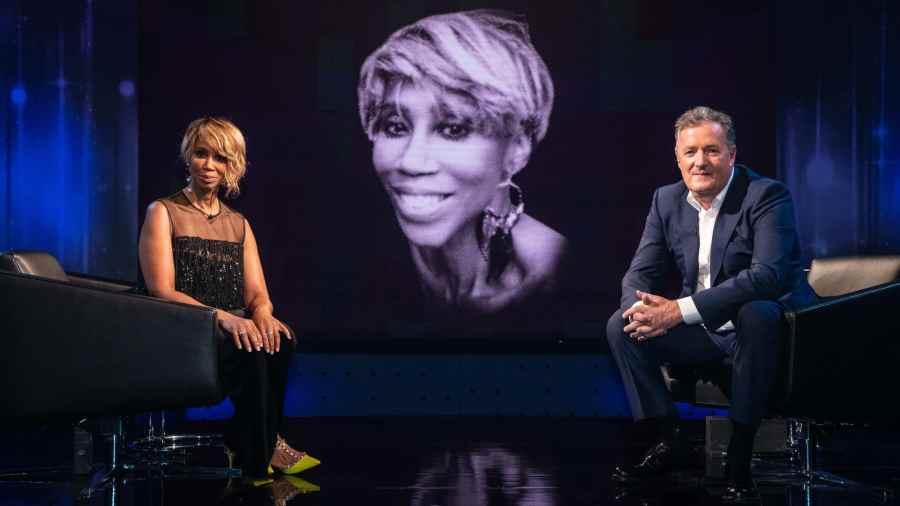 Piers Morgan's Life Stories with Trisha Goddard
