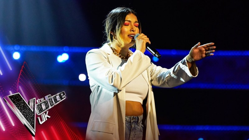 Stephanee Leal the voice