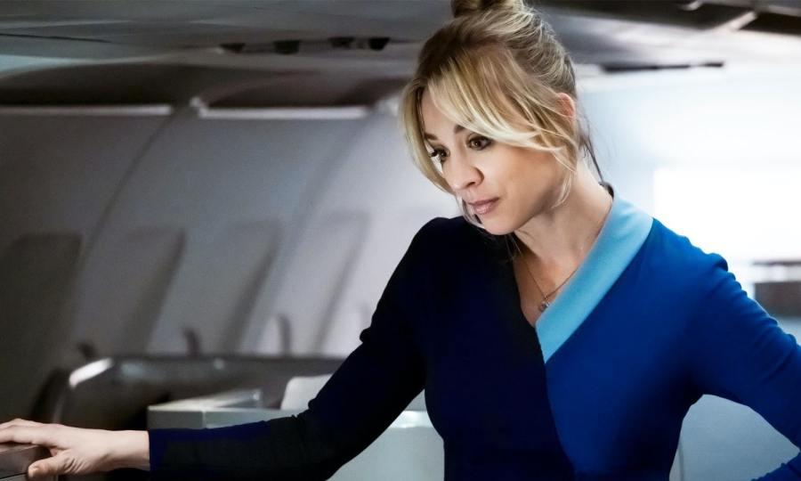 The Flight Attendant uk watch online