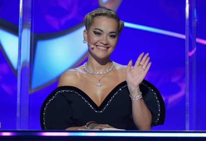 Rita Ora. Picture: ITV/©Bandicoot TV