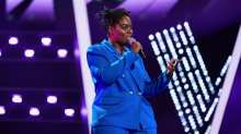 Janel Antoneshia on The Voice UK
