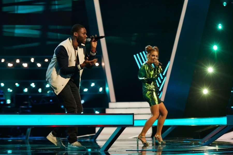 The Voice UK: SR5: Ep9 on ITV