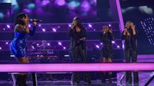 The Voice UK: SR5: Ep9 on ITV