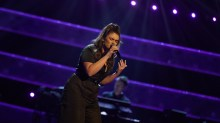 Hannah Hocking - The Voice UK: SR5: Ep7 on ITV