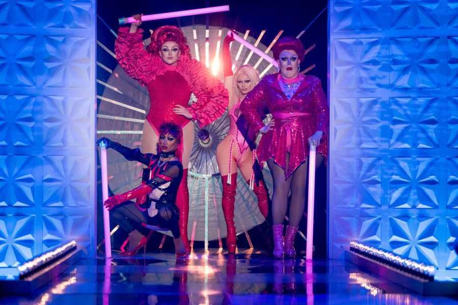 RuPaul's Drag Race UK series 2 episode 10 final results