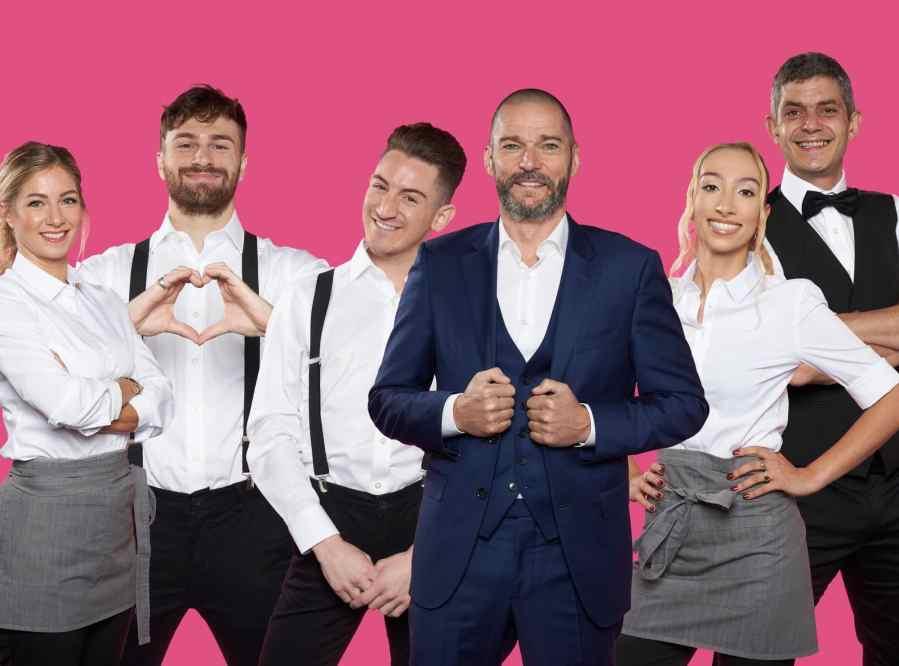 Teen First Dates - Cici, Grant, David, Fred, Daniella and Merlin