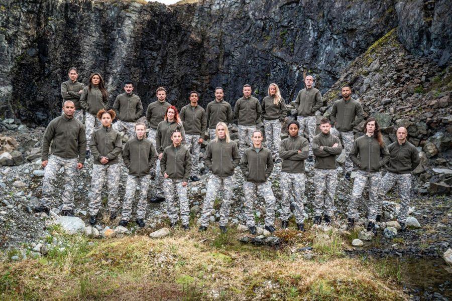 SAS: Who Dares Wins S6 contestants