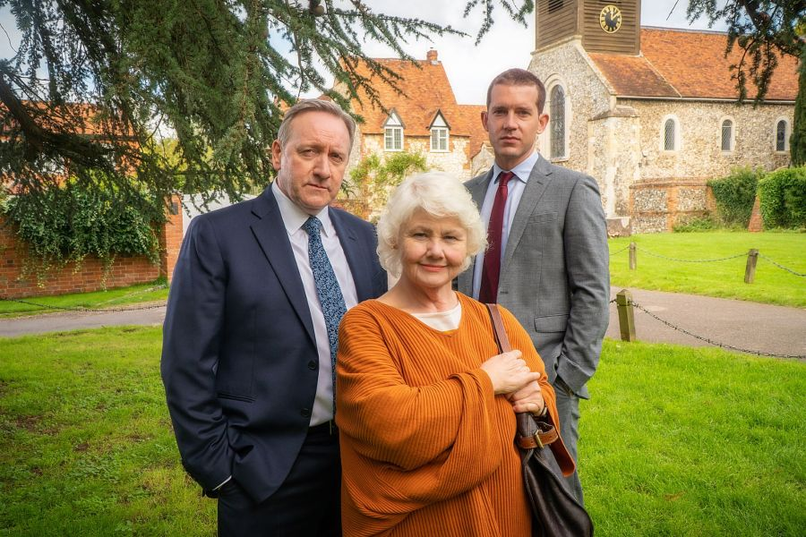 Midsomer Murders - The Wolf Hunter of Little Worthy