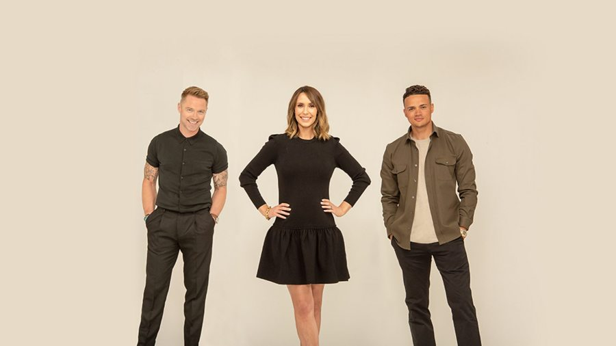 the one show hosts