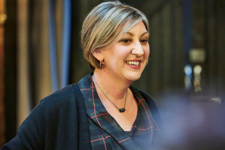Lynsey Elliott - (C) Remarkable TV - Photographer: Remarkable TV