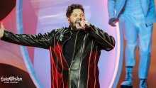 james newman eurovision final