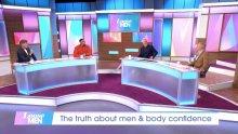 loose men panel picture