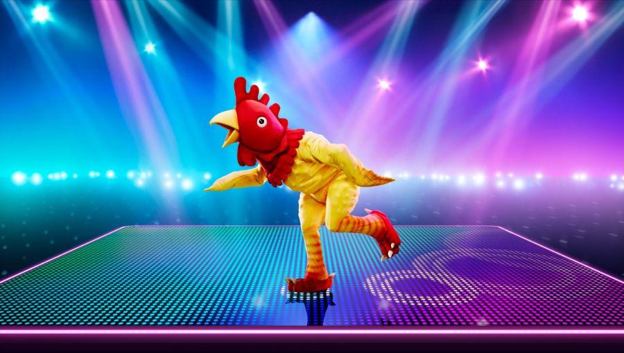 Rubber Chicken. Picture: ©ITV/Bandicoot TV