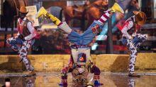 Scarecrow. Picture: ITV/©Bandicoot TV