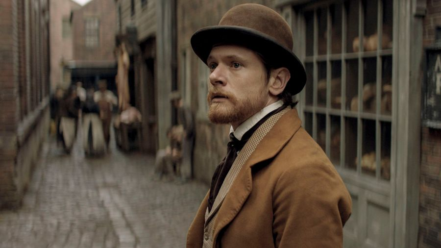 The North Water - Patrick Sumner (JACK O'CONNELL) - (C) See-Saw Films - Photographer: Nicolas Bolduc